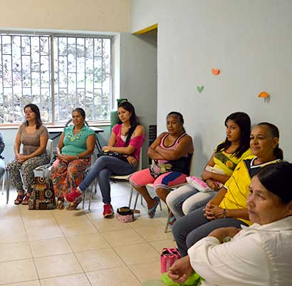 Single Mothers Struggle for Self-Reliance and Dignity