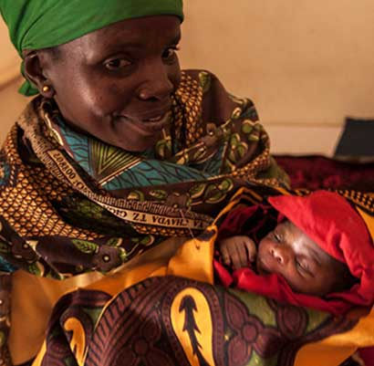 Better Health for Better Life: Mother & Child Care in Namiungo/Tanzania