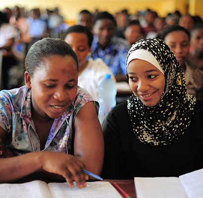 Transforming Education means Transforming the Nation